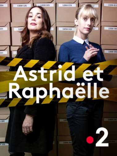 Affiche de la série tv Astrid et Raphaëlle