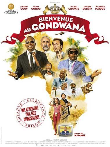 Affiche du long métrage Bienvenue au Gondwana