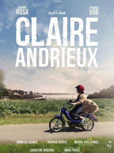 Affiche de la série tv Claire Andrieux