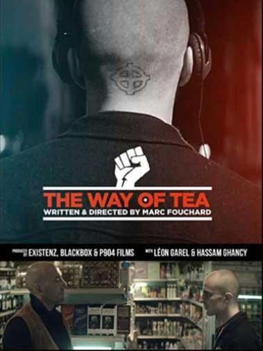 Affiche du court métrage les frémissements du thé