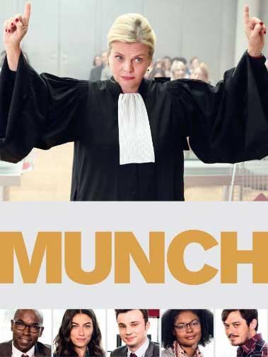 Affiche de la série tv Munch