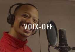 Voix-Off de Jean Louis Garçon